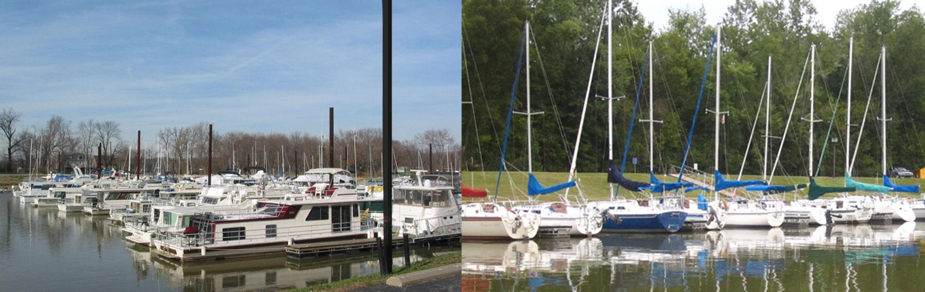 limestone bay yacht club – a full service marina